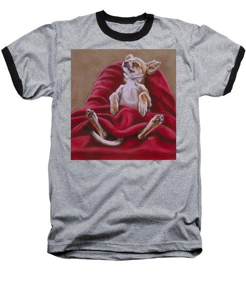 Nap Hard Baseball T-Shirt