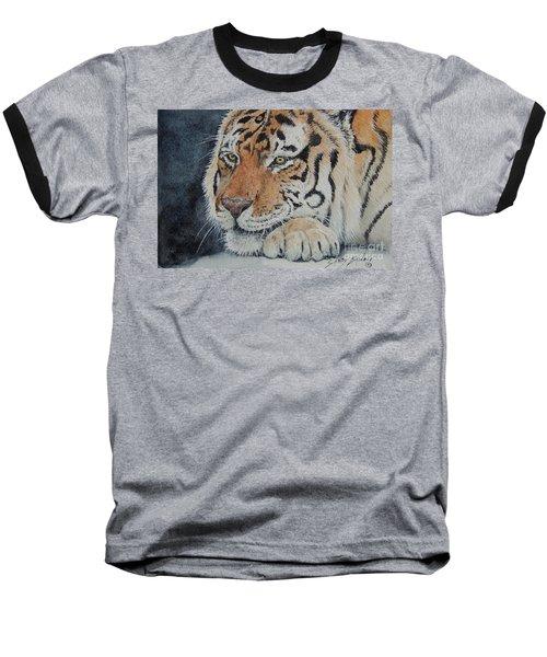 Nap Time. Sold Baseball T-Shirt