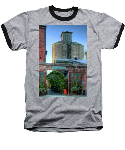 Napa Mill Baseball T-Shirt by Bill Gallagher