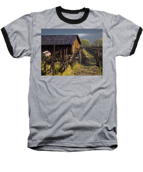 Napa Morning Baseball T-Shirt