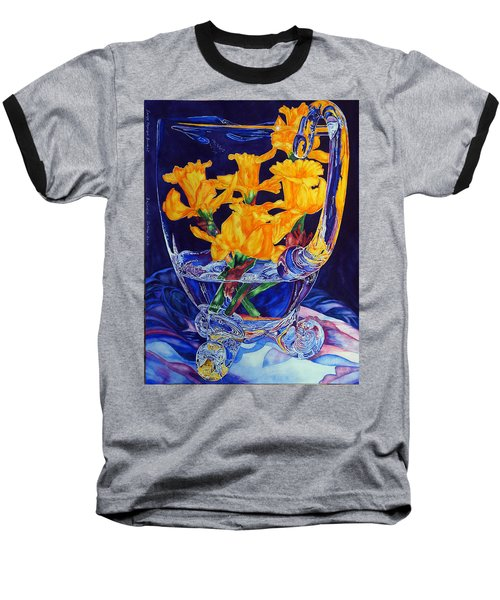 Narcisses Dans Un Vase From Master Class Baseball T-Shirt