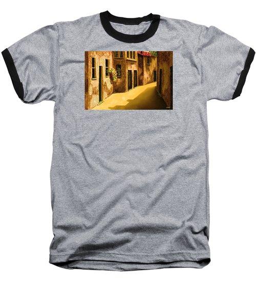 Narrow Street Baseball T-Shirt