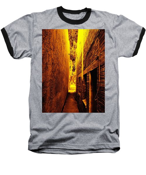 Narrow Way To The Light Baseball T-Shirt