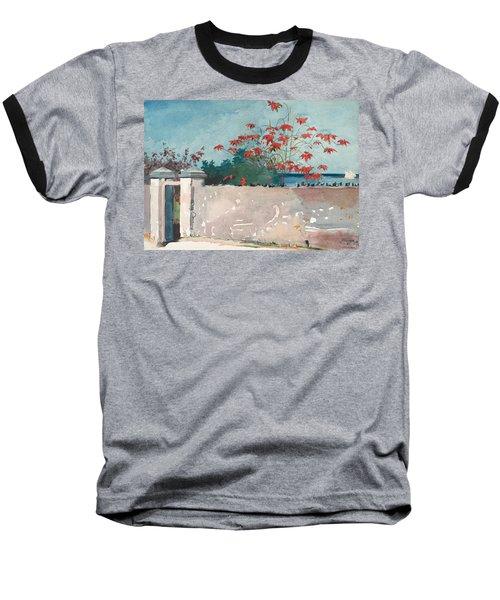 Nassau Bahamas Baseball T-Shirt