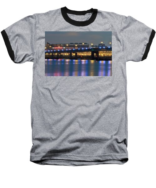 Baseball T-Shirt featuring the photograph Nationals Park by Jerry Gammon
