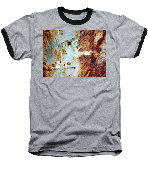 Natural Abstract 8 Baseball T-Shirt