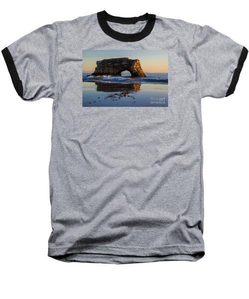Natural Bridge Baseball T-Shirt by Suzanne Luft