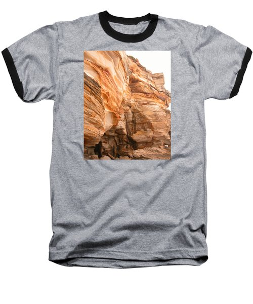 Natural Rock Baseball T-Shirt