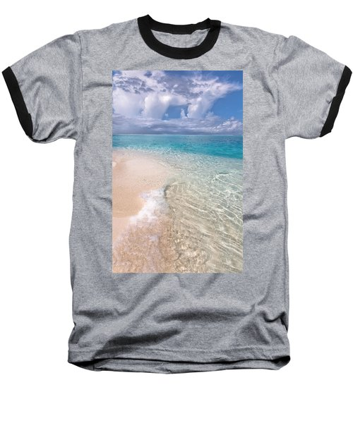 Natural Wonder. Maldives Baseball T-Shirt