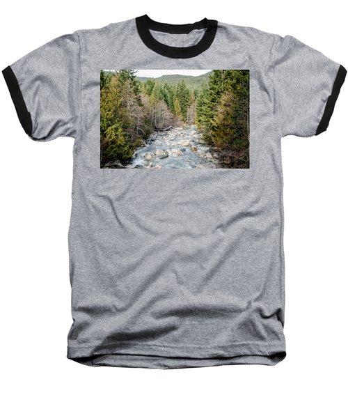 Island Stream Baseball T-Shirt