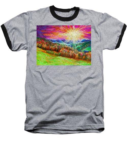 Nature 1  25 2015 Baseball T-Shirt