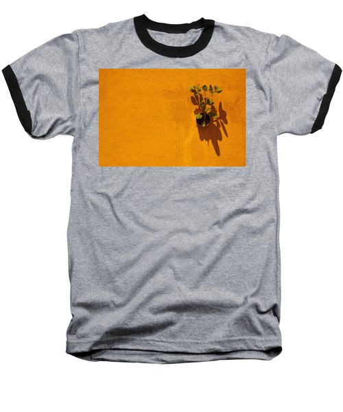 Nature Don't Stop II Baseball T-Shirt