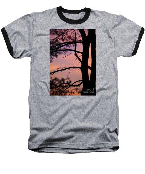 Nature Sunrise Baseball T-Shirt