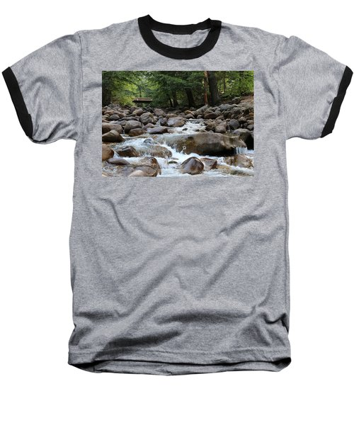 Nature's Flow  Baseball T-Shirt