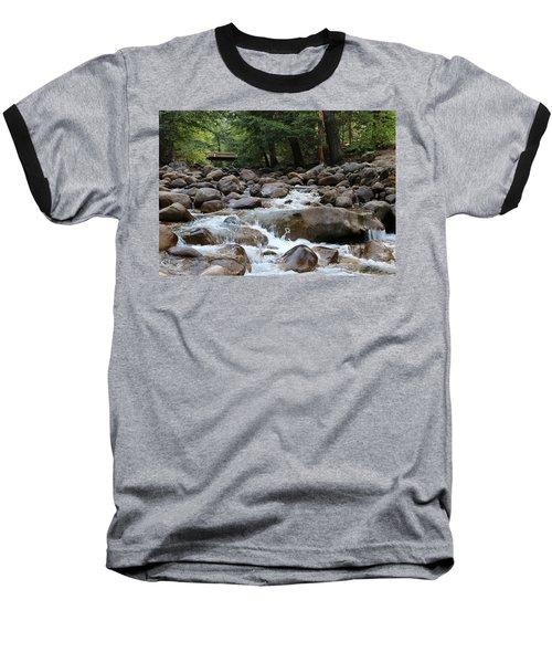 Nature's Flow  Baseball T-Shirt