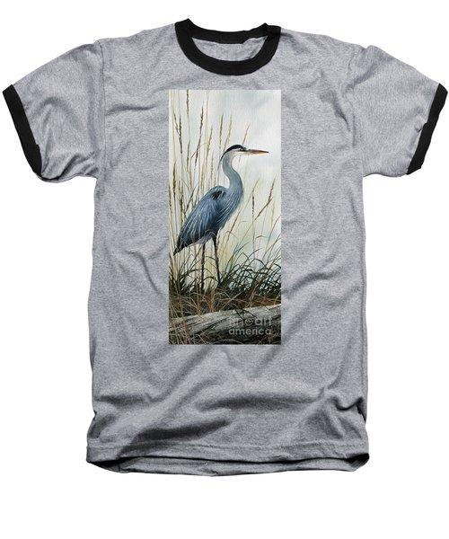 Natures Gentle Stillness Baseball T-Shirt