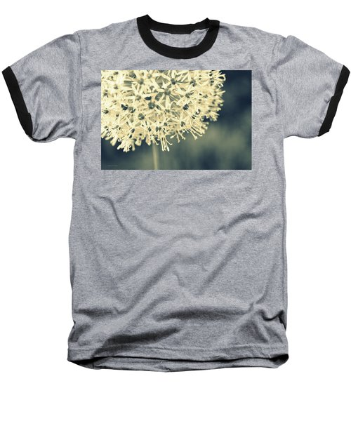Nature's Popcorn Ball Baseball T-Shirt