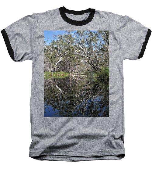 Natures Portal Baseball T-Shirt