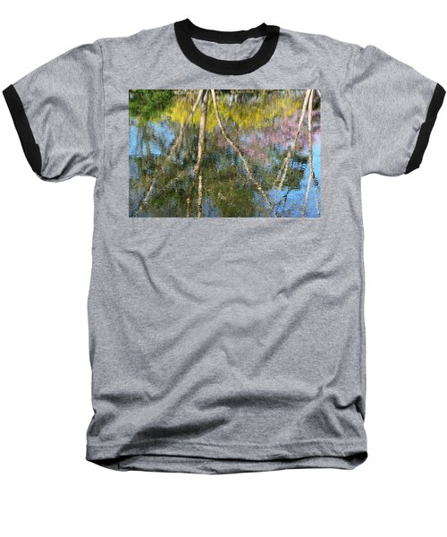 Nature's Reflections Baseball T-Shirt