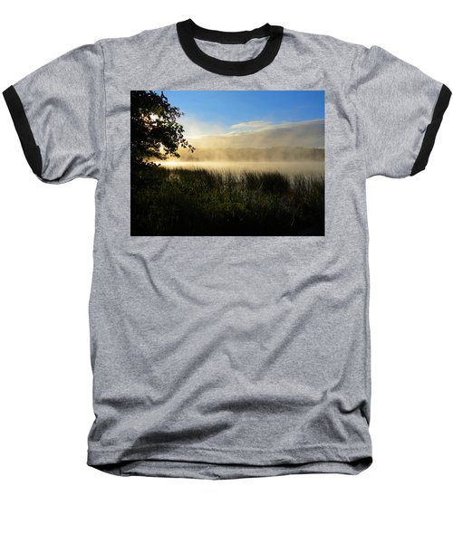 Nature's Way Baseball T-Shirt by Dianne Cowen
