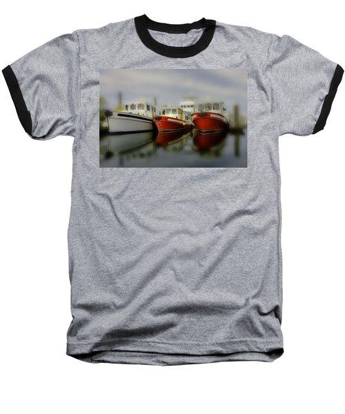 Baseball T-Shirt featuring the photograph Nautical by Sonya Lang