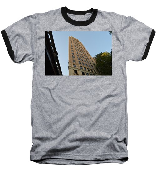 Navarro St Illusion Baseball T-Shirt