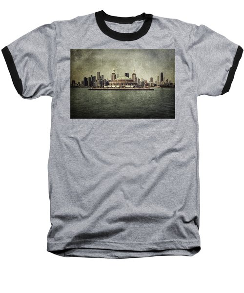 Navy Pier Baseball T-Shirt