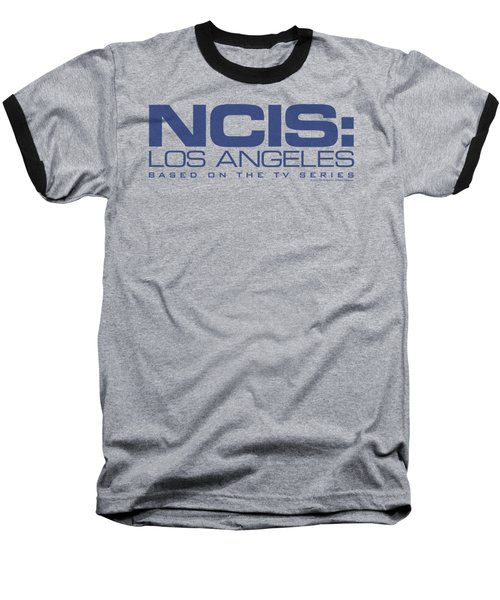 Ncis La - Logo Baseball T-Shirt