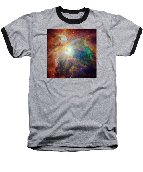 Chaos At The Heart Of Orion Baseball T-Shirt