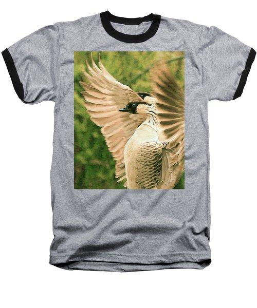 Nene Goose Baseball T-Shirt
