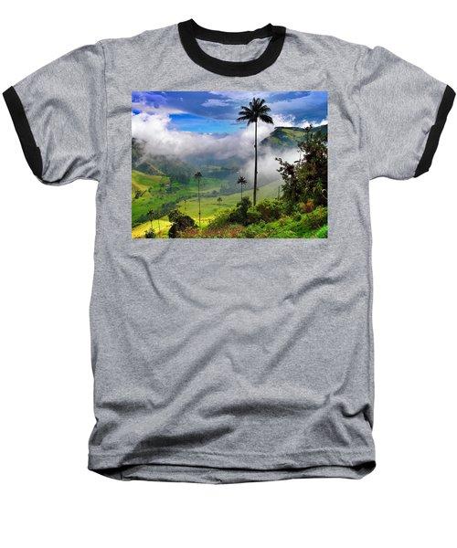 Nephilim Baseball T-Shirt by Skip Hunt