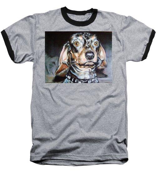 Nervous Man Baseball T-Shirt
