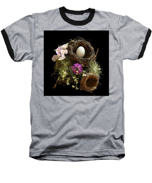 Nest Egg Baseball T-Shirt