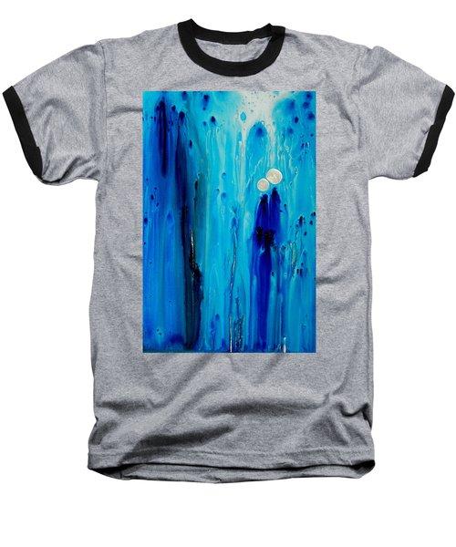 Never Alone By Sharon Cummings Baseball T-Shirt