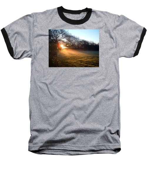 New Dawn Fades Baseball T-Shirt