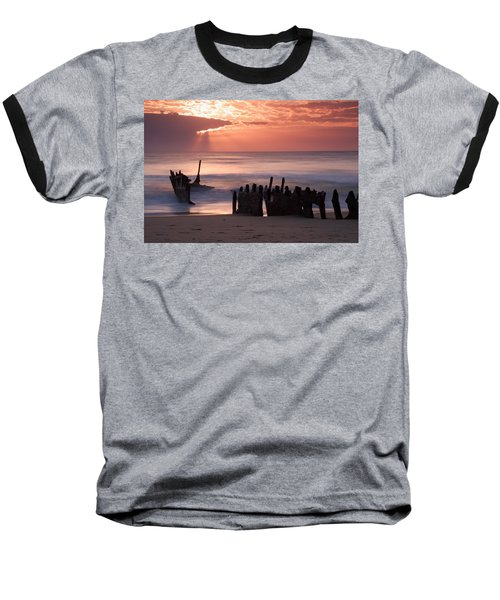 New Day Dawning Baseball T-Shirt