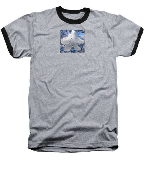 New Dew Baseball T-Shirt by Janice Westerberg