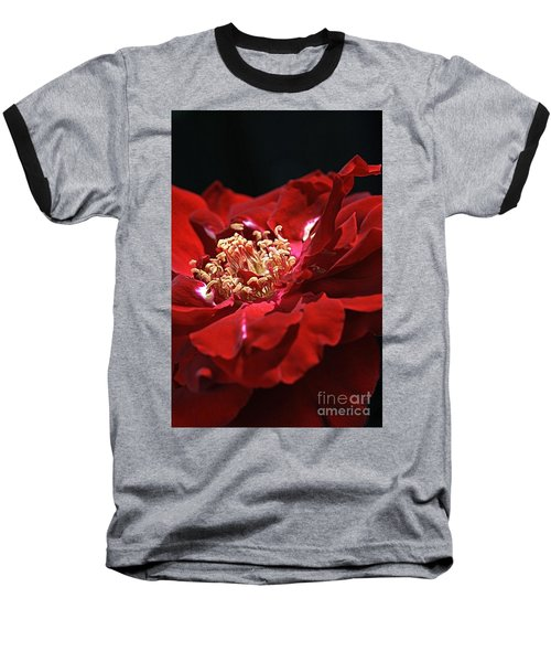 Baseball T-Shirt featuring the photograph New Dream by Joy Watson