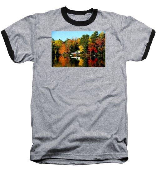 New England Baseball T-Shirt