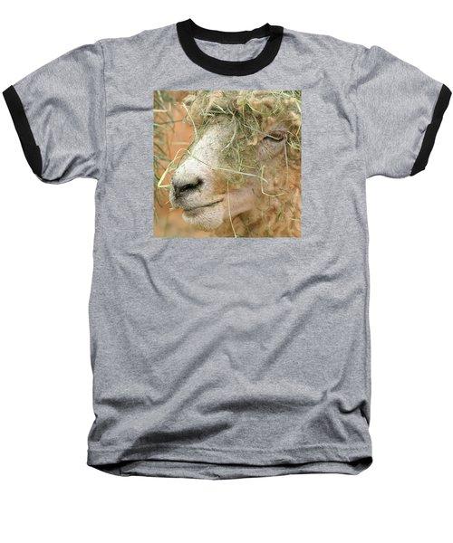 New Hair Style Baseball T-Shirt