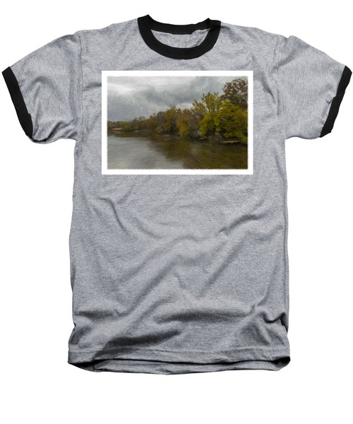 New Milford By Water Side Baseball T-Shirt