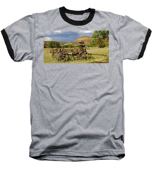 New Photographic Art Print For Sale Ghost Ranch New Mexico 13 Baseball T-Shirt
