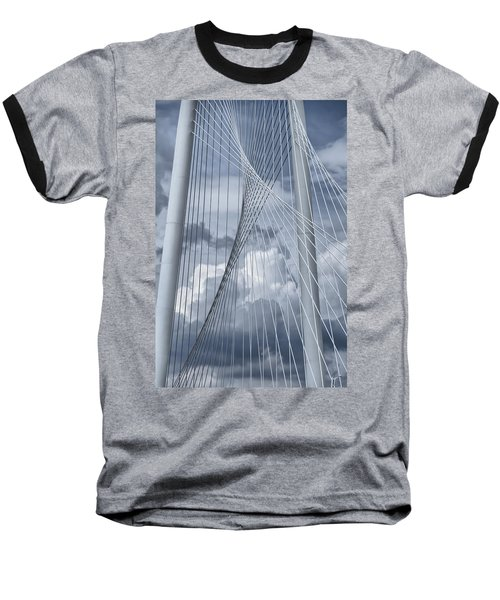 New Skyline Bridge Baseball T-Shirt