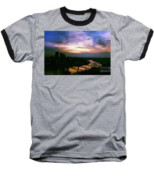 New Slate  Baseball T-Shirt