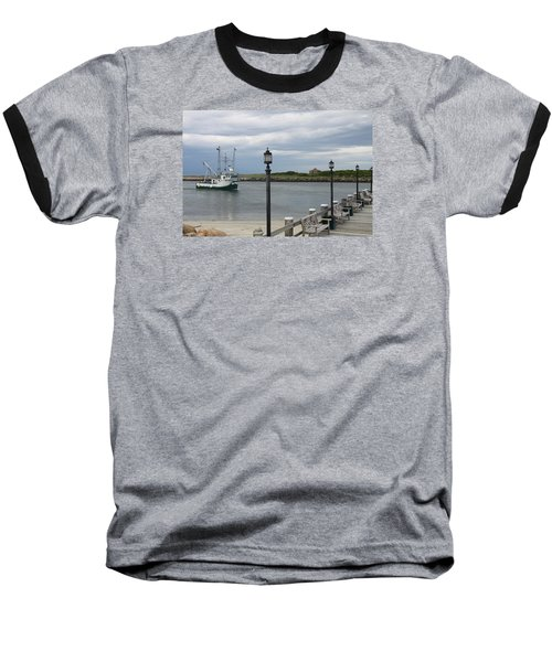 New Species Head Back Baseball T-Shirt by Christiane Schulze Art And Photography