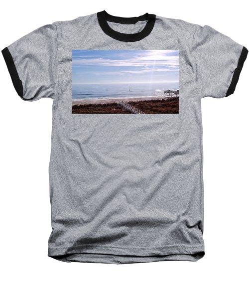 New Year Carolina Beach Baseball T-Shirt