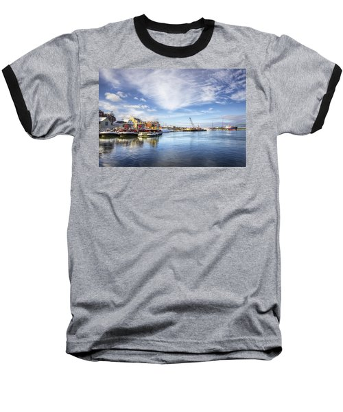 New Years In Portsmouth Nh Baseball T-Shirt