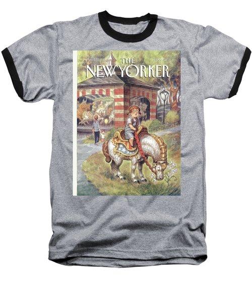 New Yorker April 11th, 1994 Baseball T-Shirt