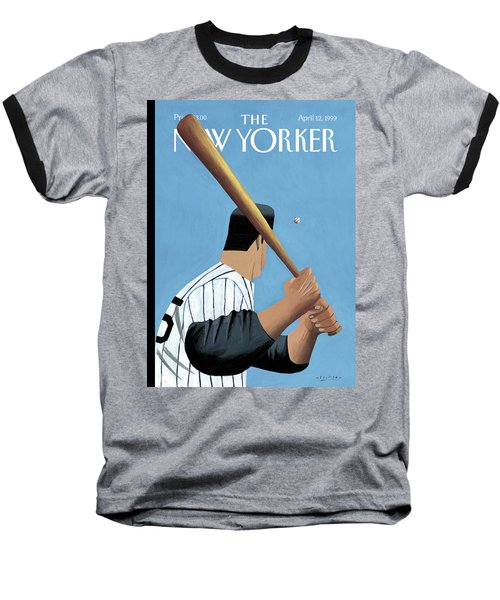 New Yorker April 12th, 1999 Baseball T-Shirt