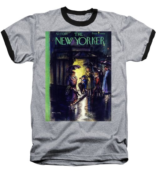 New Yorker April 13 1935 Baseball T-Shirt